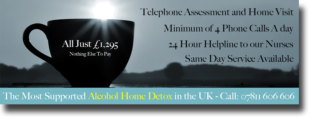 Pierpoint alcohol home detox